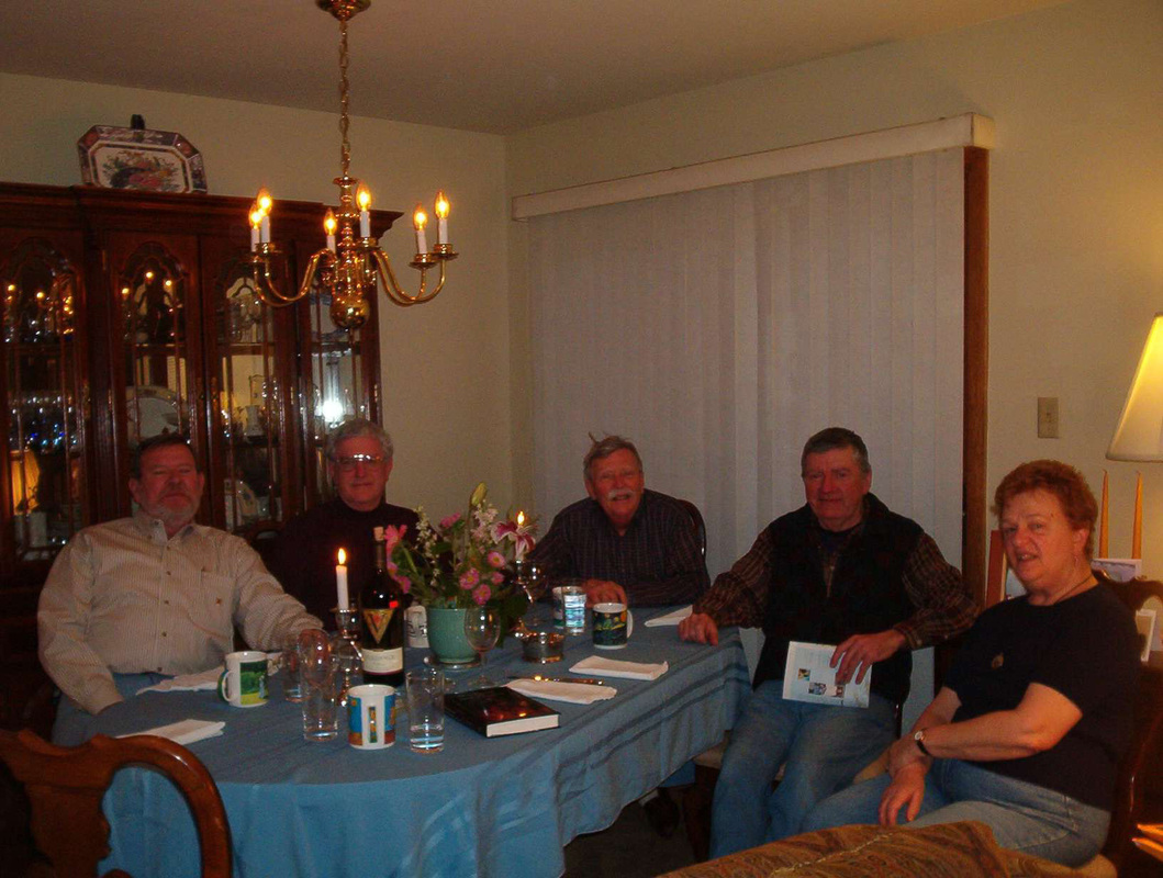 meeting of the byrne clann USA